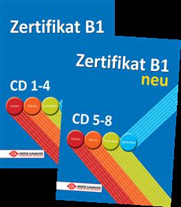 zertifikat b1 neu 8 cds. Black Bedroom Furniture Sets. Home Design Ideas