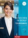 Bild von Menschen im Beruf - Tourismus A1 (Kursbuch mit  Übungsteil und Audio-CD)