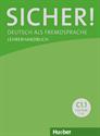 Εικόνα της Sicher! C1/1 Lehrerhandbuch (Βιβλίο του καθηγητή)
