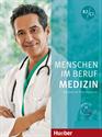 Εικόνα της Menschen im Beruf - Medizin (Βιβλίο μαθητή και ασκήσεων με MP3-CD)