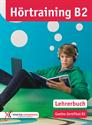 Bild von Hörtraining B2 - Lehrerbuch