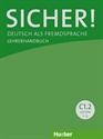 Εικόνα της Sicher! C1/2 Lehrerhandbuch (Βιβλίο του καθηγητή C1/2)