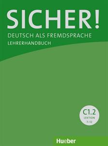 Bild von Sicher! C1/2 Lehrerhandbuch
