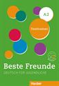 Bild von Beste Freunde A2 - Testtrainer (mit Audio-CD)