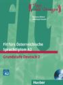 Εικόνα της Fit fürs Österreichische Sprachdiplom A2. Grundstufe Deutsch 2 - Buch mit Audio-CD (Βιβλίο του μαθητή με ενσωματωμένο cd)