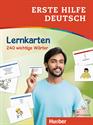 Bild von Erste Hilfe Deutsch - Lernkarten, 240 wichtige Wörter