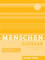 Εικόνα της Menschen B1.1 - Glossar zu Kurs- und Arbeitsbuch, Lektion 1 – 12 (Γλωσσάριο)