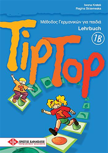 Bild von TipTop 1B - Lehrbuch