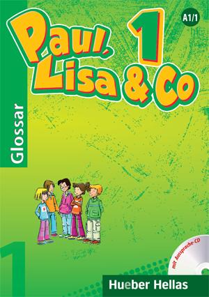Bild von Paul, Lisa & Co 1 - Glossar mit Aussprache-CD