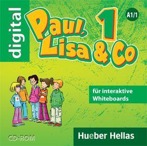 Bild von Paul, Lisa & Co 1 - digital (CD-ROM für interaktive Whiteboards)