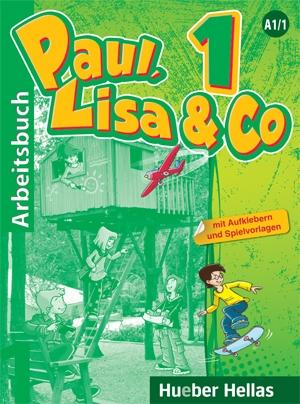 Bild von Paul, Lisa & Co 1 - Arbeitsbuch