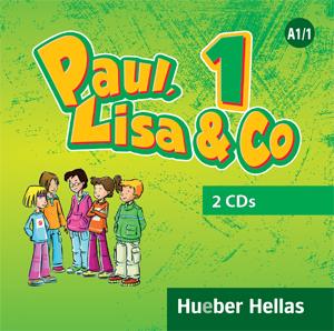 Bild von Paul, Lisa & Co 1 - 2 CDs