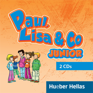 Εικόνα της Paul, Lisa & Co JUNIOR - 2 CDs