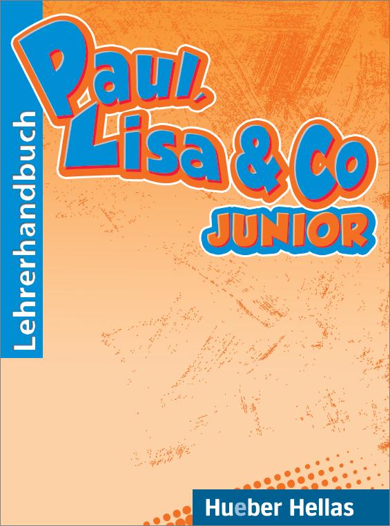 Εικόνα της Paul, Lisa & Co JUNIOR - Lehrerhandbuch (Βιβλίο του καθηγητή)