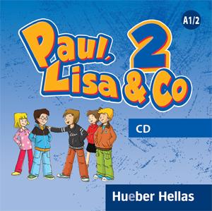 Bild von Paul, Lisa & Co 2 - CD