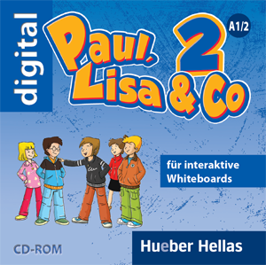 Bild von Paul, Lisa & Co 2 - digital (CD-ROM für interaktive Whiteboards)