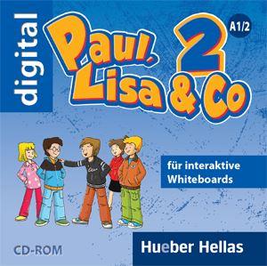 Bild von Paul, Lisa & Co 2 - digital (CD-ROM für interaktive Whiteboards)