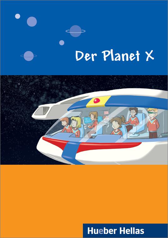 Bild von Der Planet X