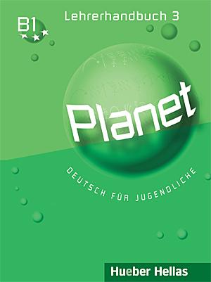 Bild von Planet 3 - Lehrerhandbuch