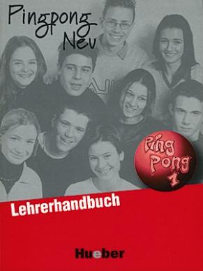 Εικόνα της Pingpong Neu 1 - Lehrerhandbuch (Βιβλίο του καθηγητή)