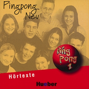 Εικόνα της Pingpong Neu 1 - 2 CDs zum Lehrbuch (CD για το Βιβλίο του μαθητή)
