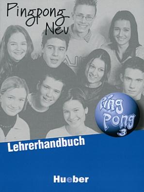 Εικόνα της Pingpong Neu 3 - Lehrerhandbuch (Βιβλίο του καθηγητή)