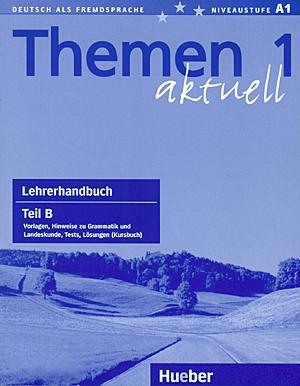 Εικόνα της Themen aktuell 1 - Lehrerhandbuch Teil B (Βιβλίο του καθηγητή)
