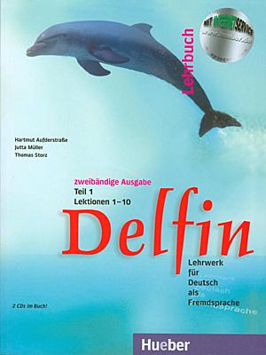 Εικόνα της Delfin Teil 1 - Lehrbuch mit Audio-CDs, Lektionen 1-10 (Βιβλίο του μαθητή)