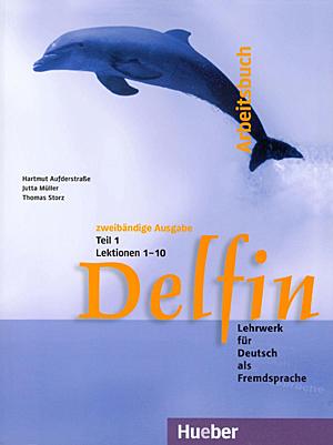 Εικόνα της Delfin Teil 1 - Arbeitsbuch, Lektionen 1-10 (Βιβλίο ασκήσεων)