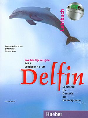 Εικόνα της Delfin Teil 2 - Lehrbuch mit Audio-CD, Lektionen 11-20 (Βιβλίο του μαθητή)