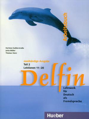 Bild von Delfin Teil 2 - Arbeitsbuch, Lektionen 11-20