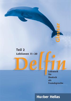 Εικόνα της Delfin Teil 2 - Glossar, Lektionen 11-20 (Γλωσσάριο)