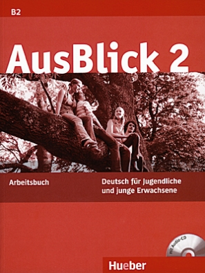 Bild von AusBlick 2 - Arbeitsbuch mit CD