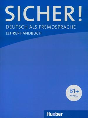Bild von Sicher! B1+ Lehrerhandbuch