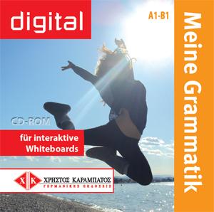 Bild von Meine Grammatik - digital (CD-ROM für interaktive Whiteboards)