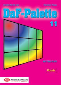 Bild von DaF-Palette 11: Passiv MITTELSTUFE
