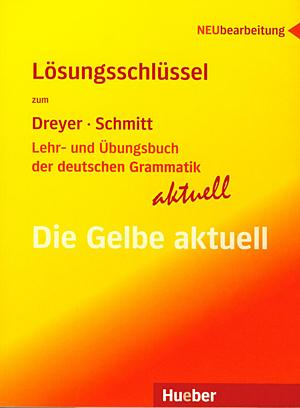 Bild von Lehr- und Übungsbuch der deutschen Grammatik - aktuell, Lösungsschlüssel
