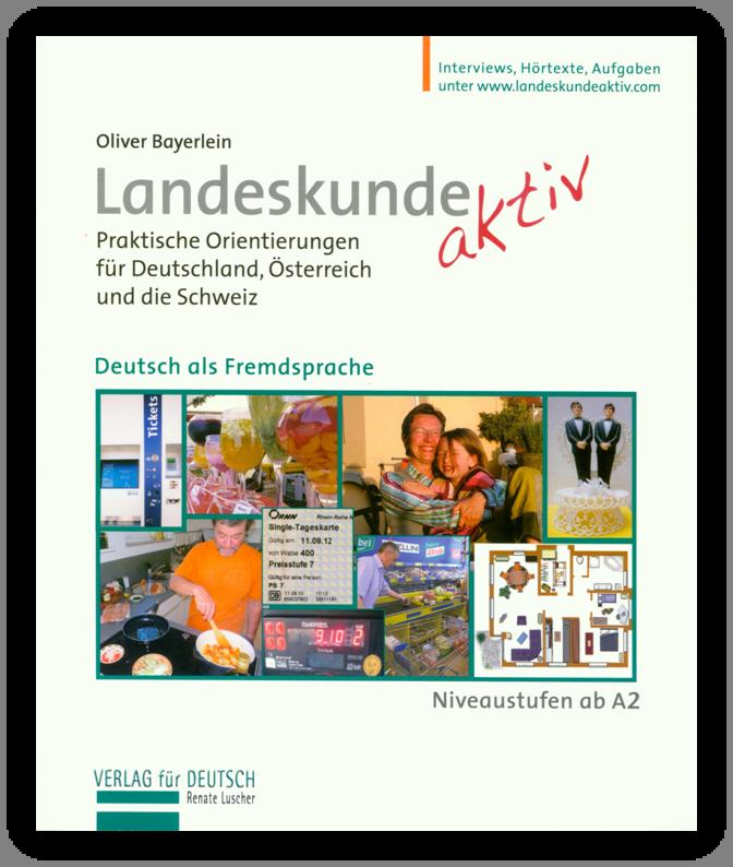 Bild von Landeskunde aktiv - Kursbuch
