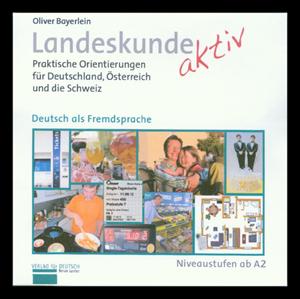 Bild von Landeskunde aktiv - Audio-CD