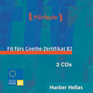 Bild von Fit fürs Goethe-Zertifikat B2 - 2 CD