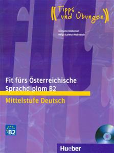 Fit Fürs österreichische Sprachdiplom B2 Buch Mit Audio Cd