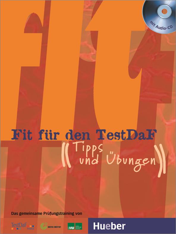 Bild von Fit für den TestDaF - Tipps und Übungen mit Audio-CDs