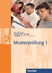 Bild von TestDaF Musterprüfung 1 mit Audio-CD