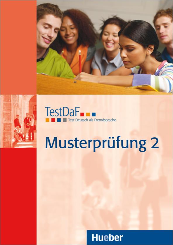 Bild von TestDaF Musterprüfung 2 mit Audio-CD