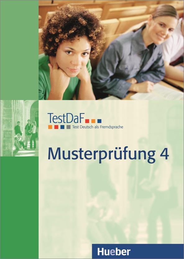 Bild von TestDaF Musterprüfung 4 mit Audio-CD