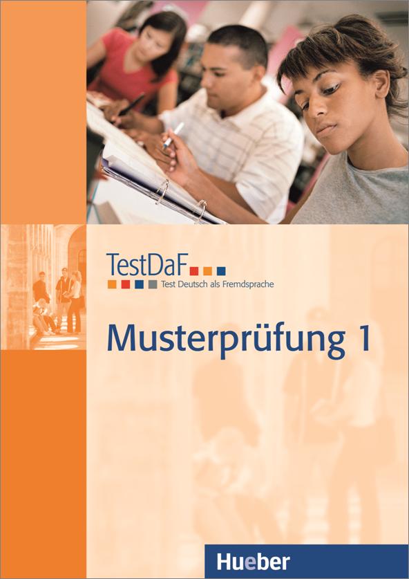 Bild für Kategorie TestDaF Musterprüfung 1