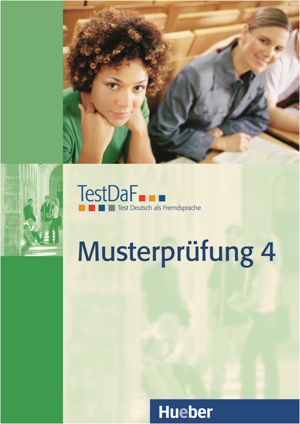 Bild für Kategorie TestDaF Musterprüfung 4