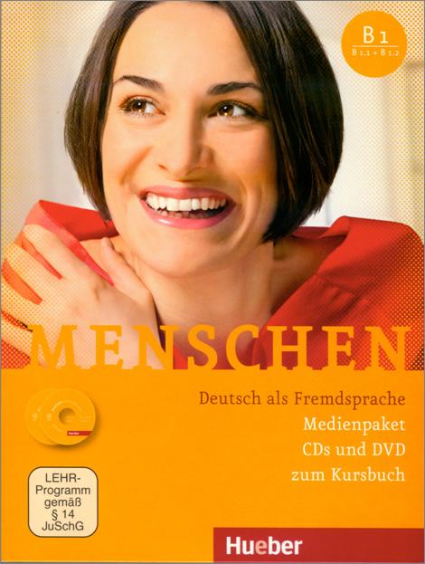Εικόνα της Menschen B1 - Medienpaket (Οπτικοακουστικό πακέτο)