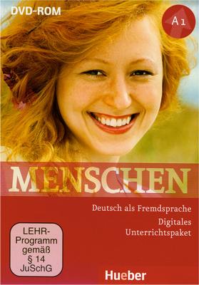 Εικόνα της Menschen A1 - DVD-ROM Digitales Unterrichtspaket (Ψηφιακό πακέτο διδασκαλίας)