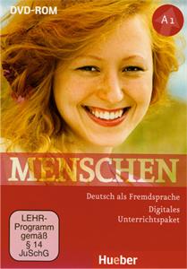 Bild von Menschen A1 - DVD-ROM Digitales Unterrichtspaket